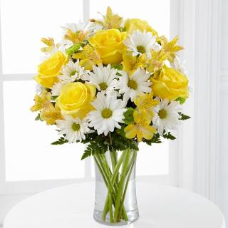 The Sunny Sentiments™ Bouquet