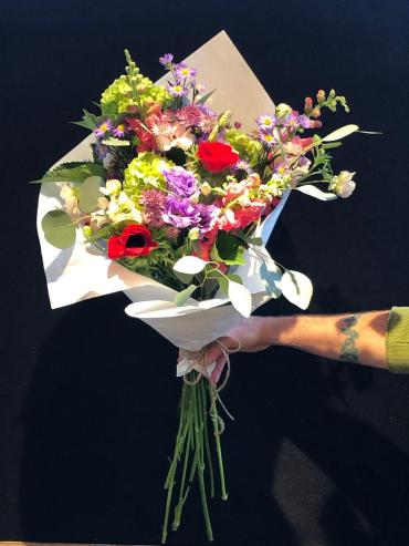 The Manor Garden Bouquet