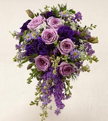 "The Lavender Gardenâ""¢ Bouquet"